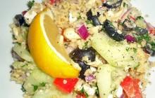 Bumper Bulgar Salad