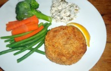 Sweet Potato Fishcakes