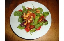 Bean and Chorizo Salad